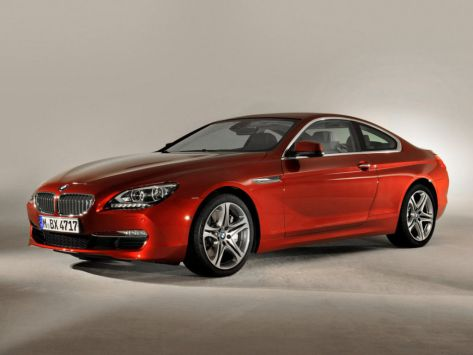 BMW 6-Series (F13) 06.2011 - 02.2015