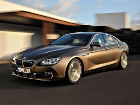 BMW 6-Series (F06) 06.2012 - 02.2015