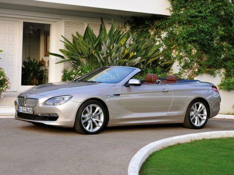 BMW 6-Series (F12) 06.2011 - 02.2015