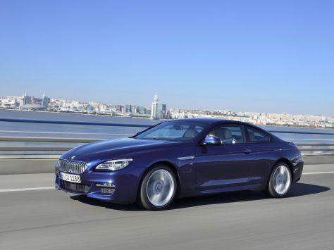BMW 6-Series (F13) 02.2015 - 05.2018