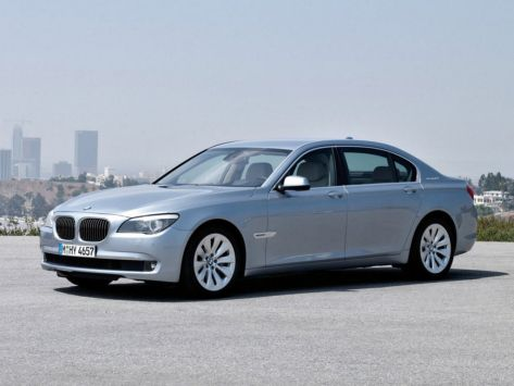BMW 7-Series (F01) 07.2008 - 07.2012