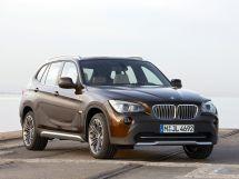 BMW X1 1 поколение, 10.2009 - 06.2012, SUV