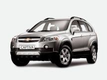 Chevrolet Captiva 1 поколение, 02.2006 - 08.2011, Джип/SUV 5 дв.
