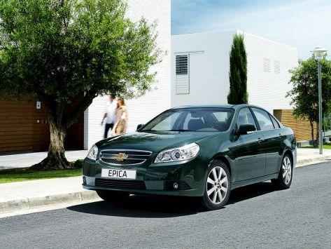 Chevrolet Epica  09.2009 - 01.2013