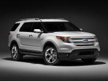 Ford Explorer 2010, джип/suv 5 дв., 5 поколение