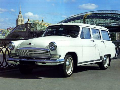 ГАЗ 22 Волга  04.1962 - 07.1970