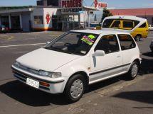 Honda City рестайлинг 1988, хэтчбек 3 дв., 2 поколение, GA2