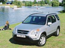 Honda CR-V 2 поколение, 09.2001 - 11.2004, Джип/SUV 5 дв.