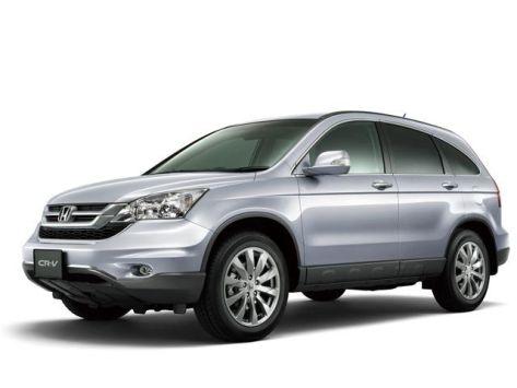 Honda CR-V (RE) 09.2009 - 11.2011
