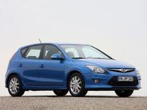 Hyundai i30 рестайлинг 2010, хэтчбек 5 дв., 1 поколение, FD