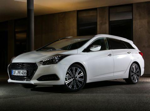 Hyundai i40  06.2015 - 09.2017