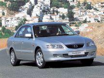 Mazda 626 рестайлинг 1999, седан, 6 поколение, GF