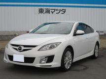 Mazda Atenza 2008, лифтбек, 2 поколение, GH