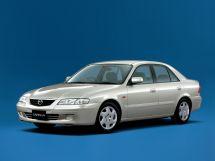 Mazda Capella рестайлинг, 7 поколение, 10.1999 - 02.2002, Седан