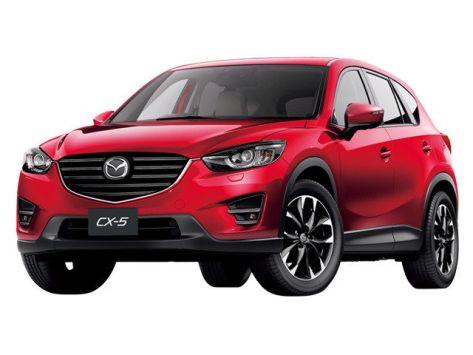 Mazda CX-5 (KE) 01.2015 - 12.2016
