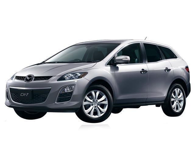 """Картинки по запросу """"Mazda CX7"""""""""""