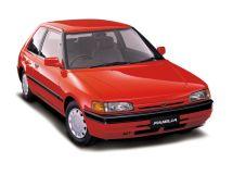 Mazda Familia рестайлинг 1991, хэтчбек 3 дв., 7 поколение, BG