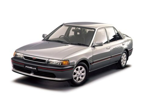Mazda Familia (BG) 01.1991 - 05.1994