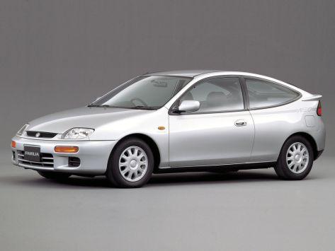 Mazda Familia (BH) 06.1994 - 09.1996