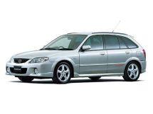 Mazda Familia S-Wagon рестайлинг 2000, универсал, 8 поколение, BJ