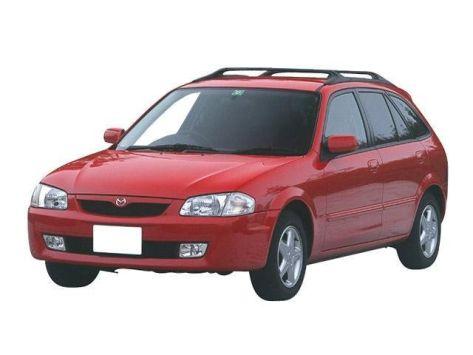 Mazda Familia S-Wagon (BJ) 06.1998 - 09.2000