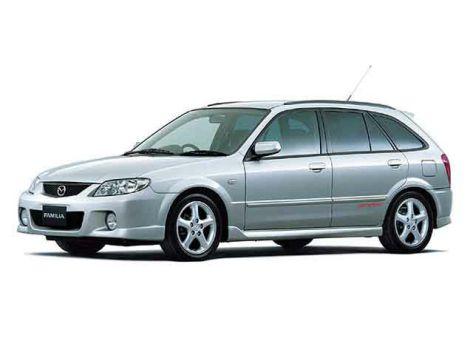 Mazda Familia S-Wagon (BJ) 10.2000 - 03.2004