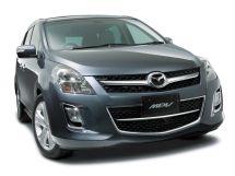 Mazda MPV рестайлинг, 3 поколение, 01.2008 - 03.2016, Минивэн