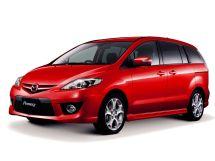 Mazda Premacy рестайлинг 2007, минивэн, 2 поколение, CR