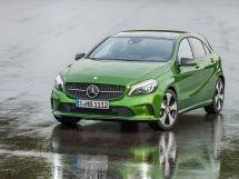 Mercedes-Benz A-Class рестайлинг, 3 поколение, 08.2015 - 05.2018, Хэтчбек 5 дв.