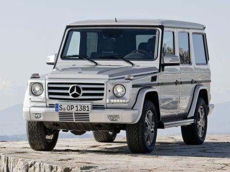 Mercedes-Benz G-Class (W463) 04.2012 - 08.2015