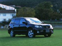 Mitsubishi Airtrek рестайлинг 2002, джип/suv 5 дв., 1 поколение