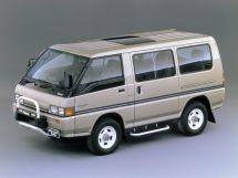 Mitsubishi Delica 1986, минивэн, 3 поколение