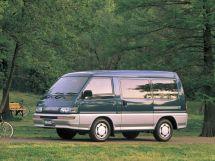Mitsubishi Delica 2-й рестайлинг 1997, минивэн, 3 поколение