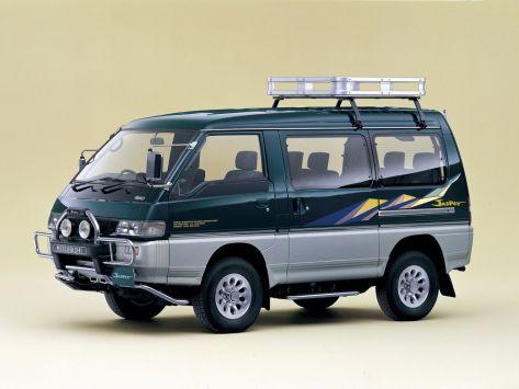 Mitsubishi Delica  08.1990 - 09.1997