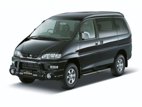 Mitsubishi Delica  07.1997 - 01.2007