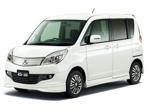 Mitsubishi Delica D:2  03.2011 - 11.2013