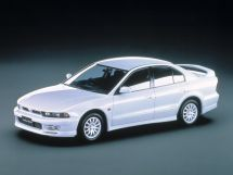 Mitsubishi Galant 1996, седан, 8 поколение