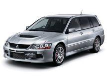 Mitsubishi Lancer Evolution 2005, универсал, 9 поколение