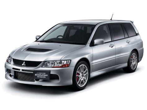Mitsubishi Lancer Evolution  09.2005 - 12.2006