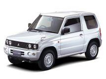 Mitsubishi Pajero Mini 1998, джип/suv 3 дв., 2 поколение