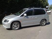 Mitsubishi RVR рестайлинг 1999, минивэн, 2 поколение