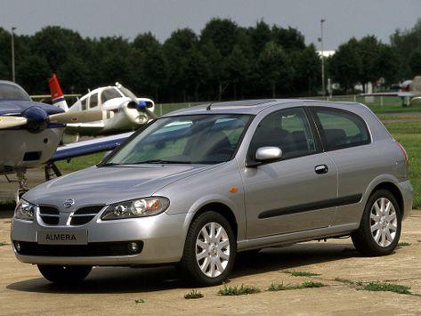 Nissan Almera (N16) 02.2003 - 02.2006