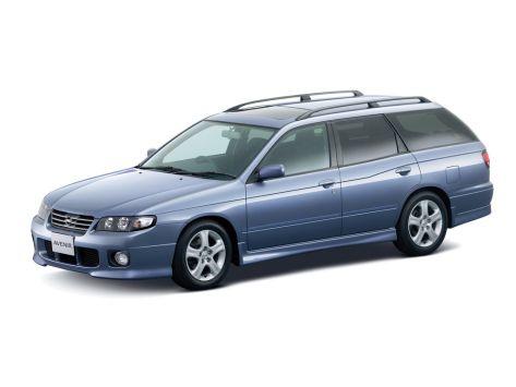 Nissan Avenir (W11) 05.2000 - 11.2005