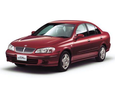 Nissan Bluebird Sylphy (G10) 07.2000 - 01.2003
