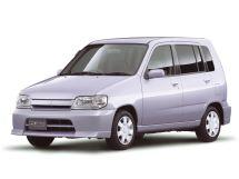 Nissan Cube рестайлинг, 1 поколение, 09.2000 - 09.2002, Хэтчбек 5 дв.