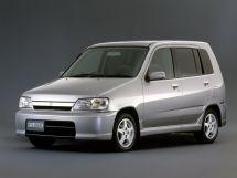Nissan Cube 1998, хэтчбек 5 дв., 1 поколение, Z10