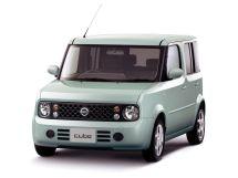 Nissan Cube рестайлинг 2005, хэтчбек 5 дв., 2 поколение, Z11