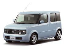 Nissan Cube 2 поколение, 10.2002 - 04.2005, Хэтчбек 5 дв.