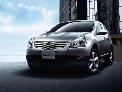 Nissan Dualis (J10) 09.2009 - 07.2010