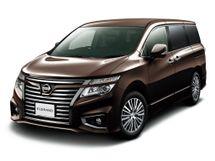 Nissan Elgrand рестайлинг 2014, минивэн, 3 поколение, E52